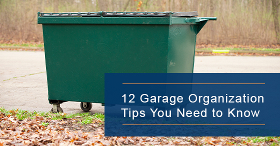 12 Garage Organization Tips You Need to Know